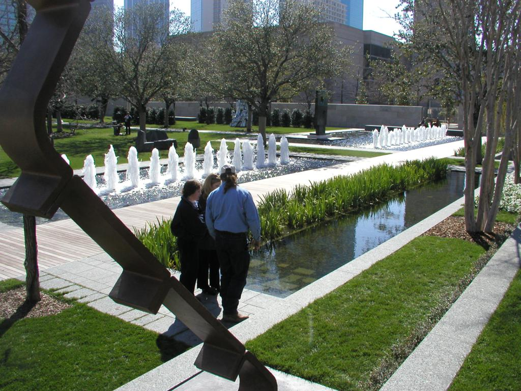 Waterfalls Design Garden